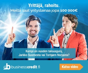 Businesscredit yrityslaina