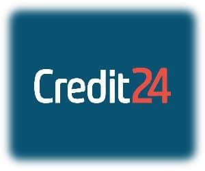 Credit24 laina • Joustoluotto 100 - 4000 €