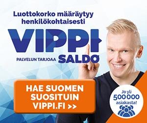 Vippi.fi luottotili