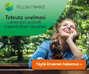 Fellow Finance vertaislaina