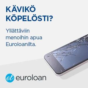 Euroloan tililuotto